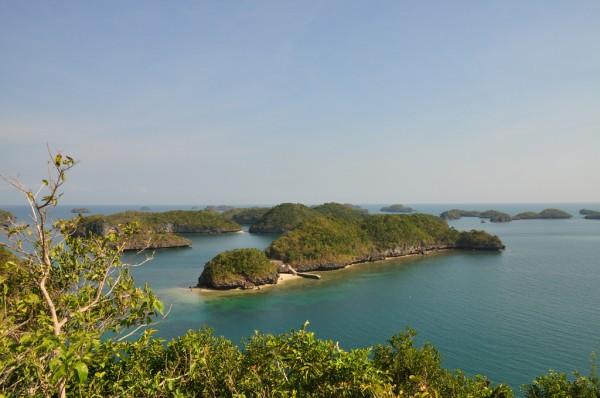 Hundred Islands in Alaminos Pangasinan