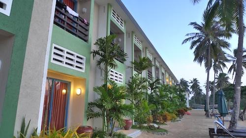 beach front resort in puerto princesa