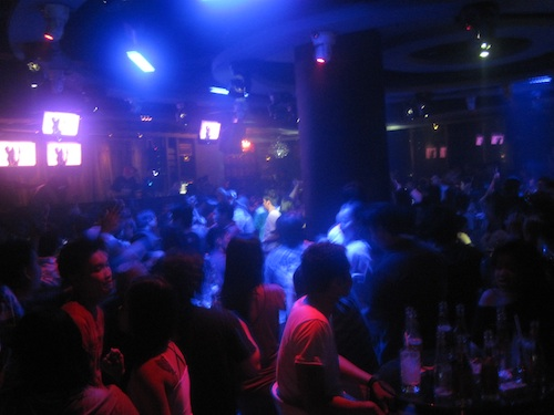 Eivissa SuperClub Party