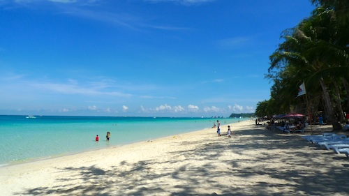 boracay white beach