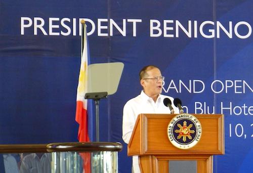 benigno aquino iii. President Benigno Aquino III