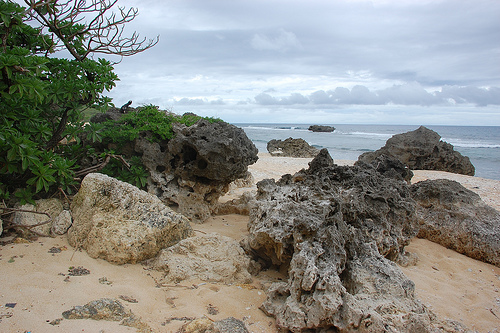 Nakanmuan Beach