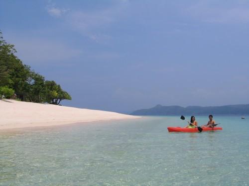 Club Paradise in Palawan