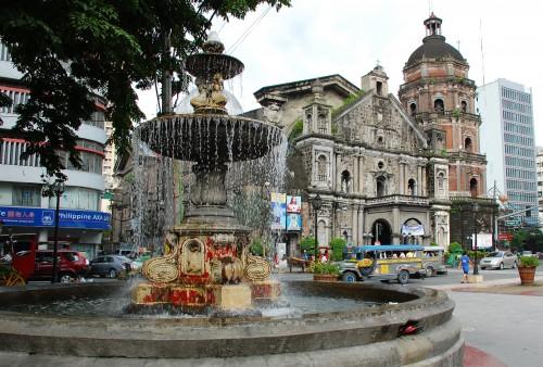 Manila Old Churches