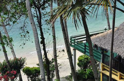 best resort in mindoro