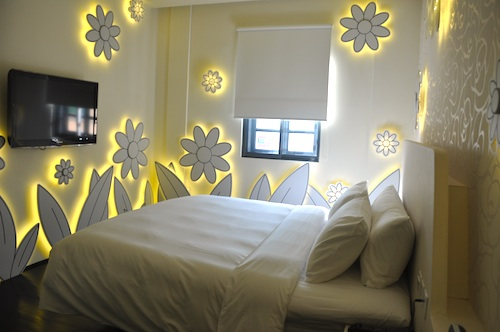 Flower Room at Wanderlust