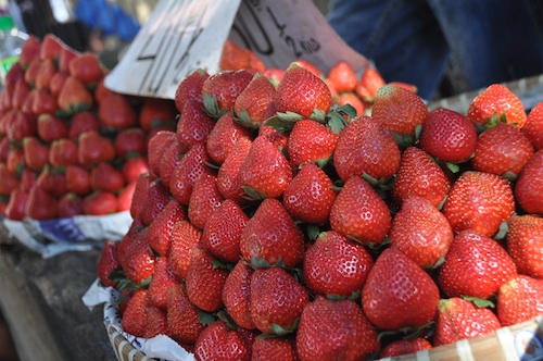 La Trinidad Strawberry Festival 2011