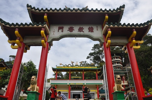 baguio tourist attractions