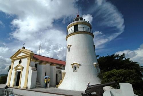 macau tourist destinations