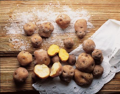 canarian potatoes