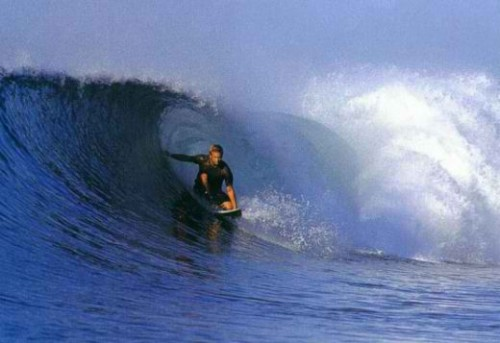 Billabong Pro Junior Asia Surfing competition