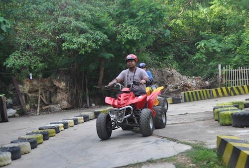 ATV rental boracay