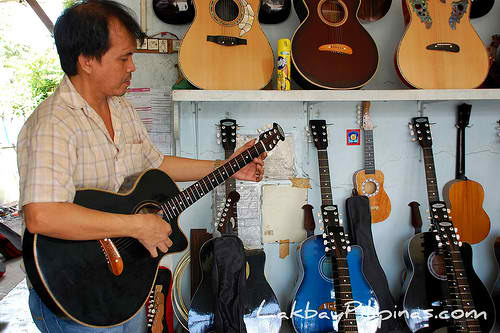 guitar maker cebu