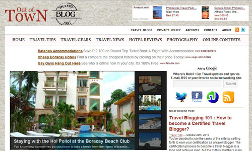 travel blogging pinoy travel blog