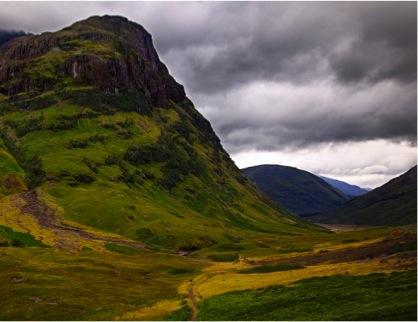 Scottish Highlands photos