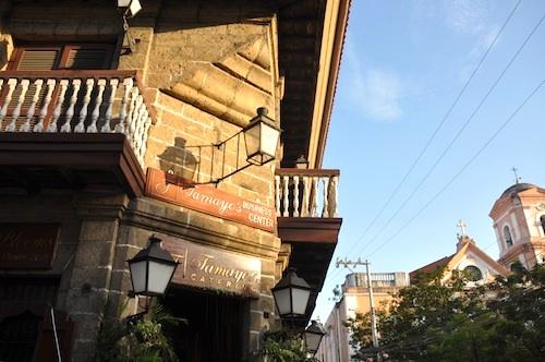 old houses intramuros