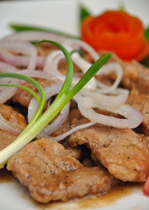 bistek tagalog recipe