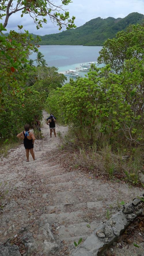 A short trek in Vigan Island
