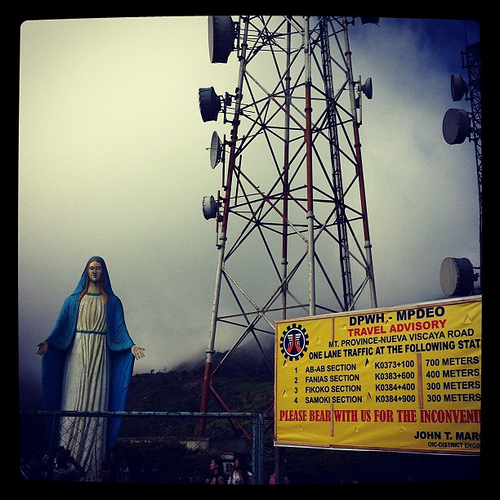 Holy Smart Tower in Mount Polis