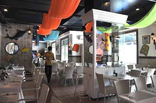 Port Restaurant in Cebu City