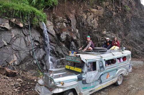 Road to Batad