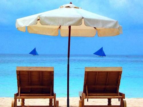 best beach in asia boracay island