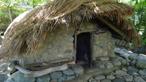 bontoc house
