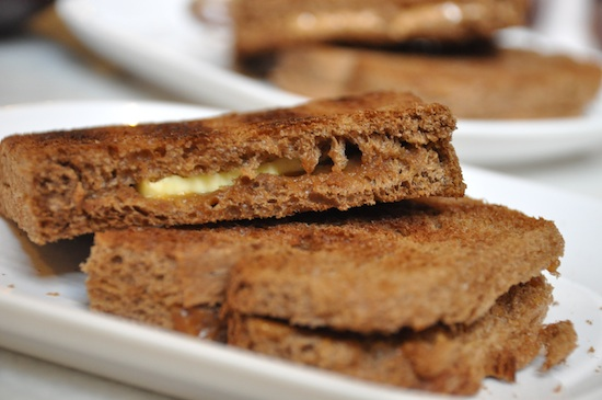 KL Kaya and Butter Toast