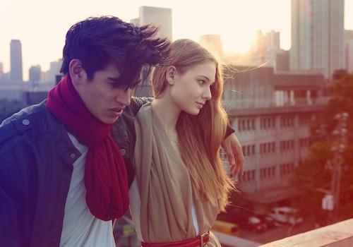 ways to use loop scarf