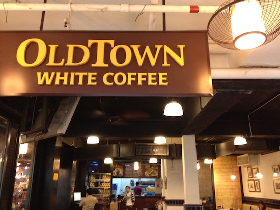 kuala lumpur coffee shops