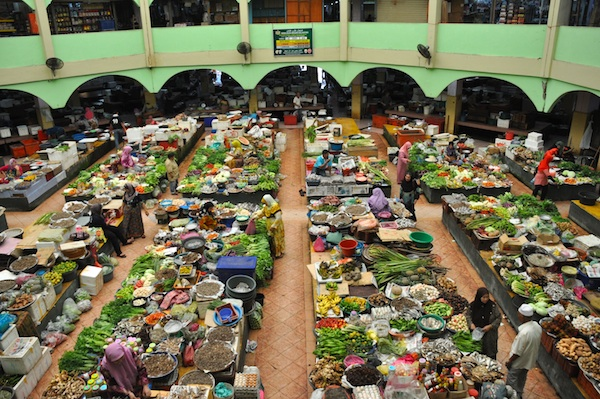 Most Photographed Market in Malaysia
