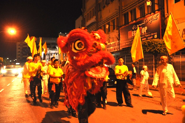 Nine Emperor Gods Festival in Kota Bahru