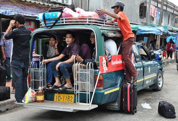 Public Transport in Thailand
