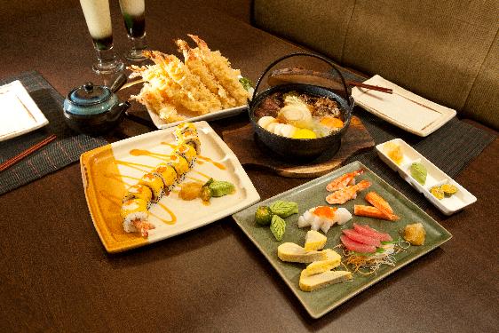 Tempura Japanese Grill Favorites
