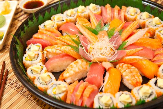 Tempura Japanese Grill Sushi's
