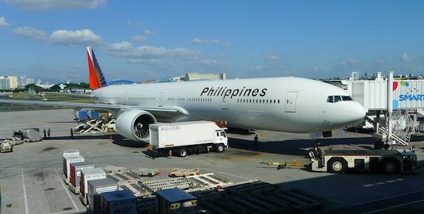 Philippine Airlines Boeing B777