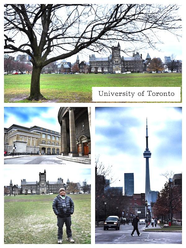 Univerity of Toronto