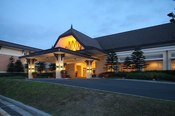 Lake Wing Main Entrance