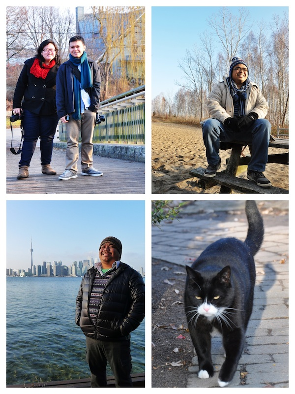 Toronto Island Walking Tour