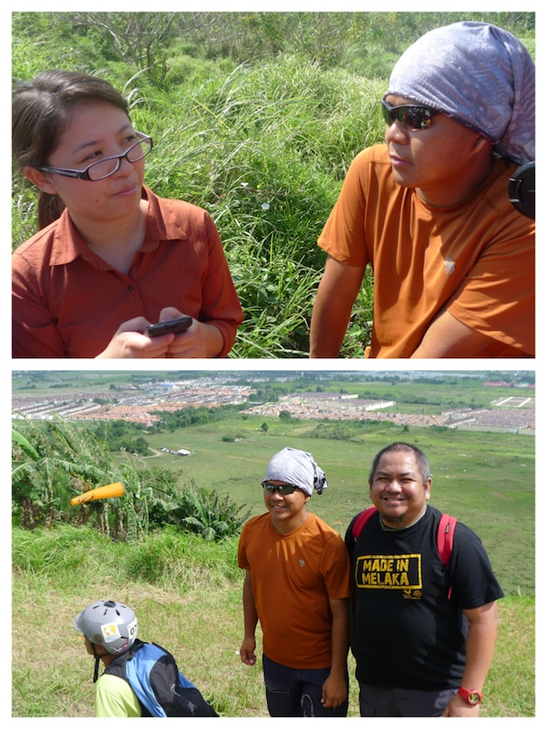 Travel Bloggers with Buko Raymond aka Randell Raymundo