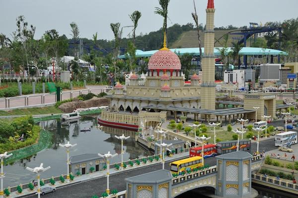 Putra Jaya Mosque