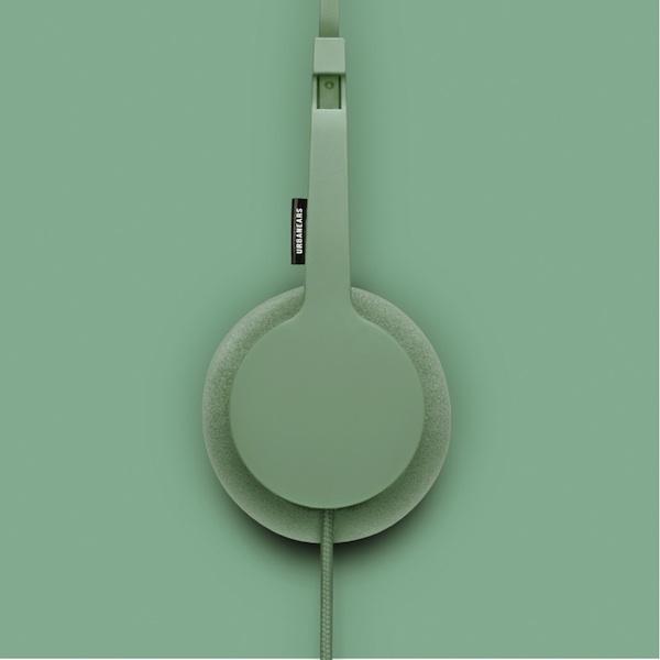 URBANEARS Tanto Grass Headphones