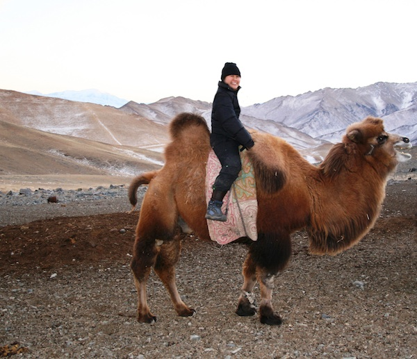 Exploring the Altai in Mongolia