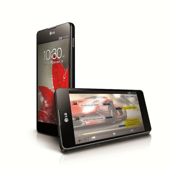 LG Optimus G Android Phone