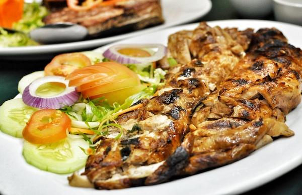 Grilled Bagaybay