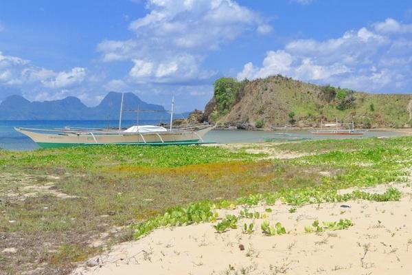 Calitang Beach