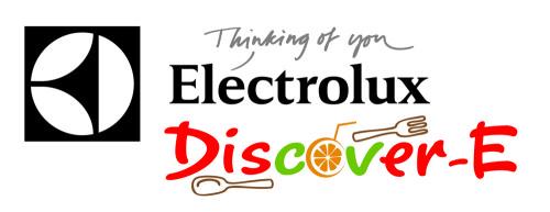 Electrolux Discover-E logo