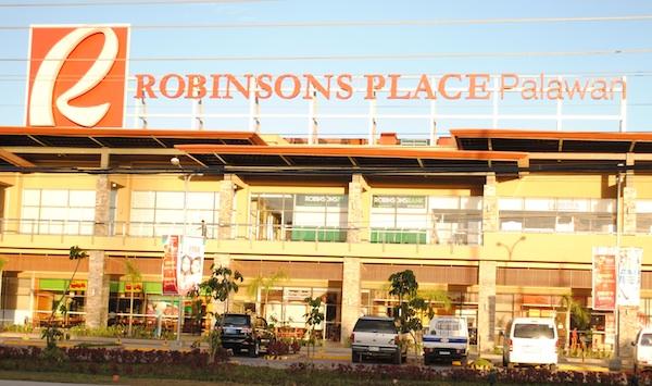 Robinsons Place Palawan