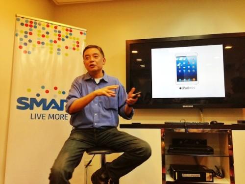 Smart iPad Mini with LTE