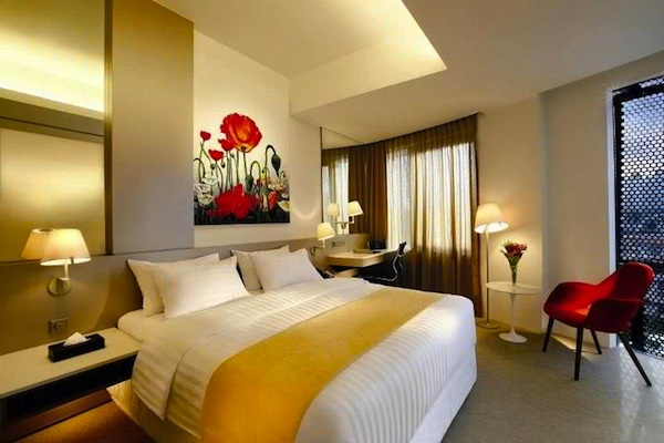 Wangz Boutique Hotel Room